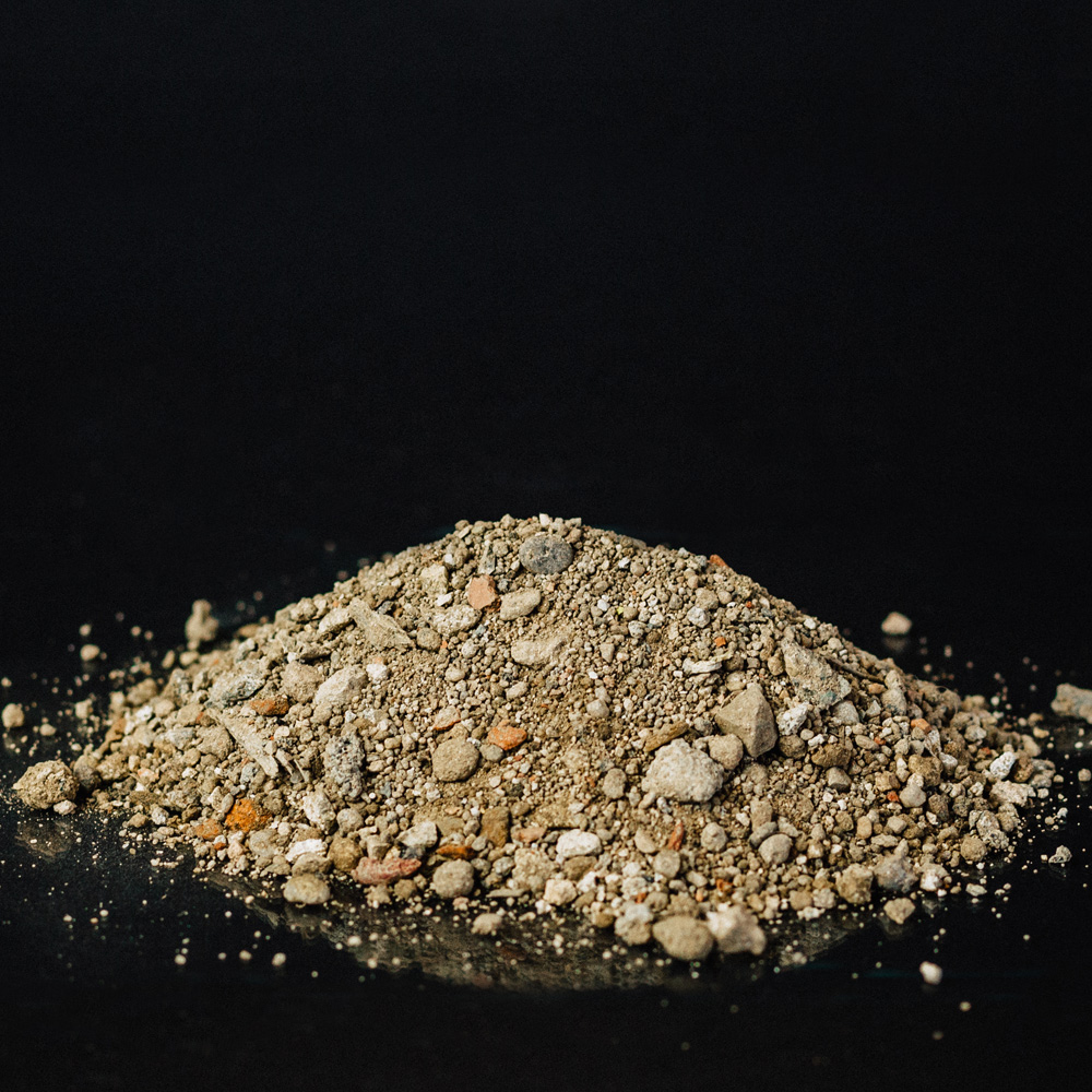 recyclingsand